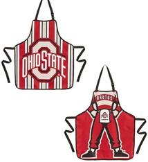 Ohio State University Double Side Apron
