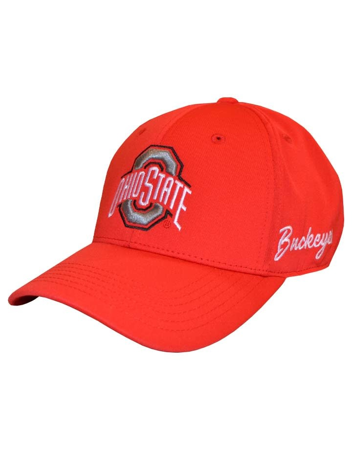 Top of the World Ohio State Buckeyes Phenom Flex Hat