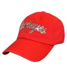 Top of the World Ohio State Buckeyes Sequential Adjustable Womens Hat