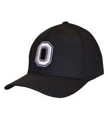 Top of the World Ohio State Buckeyes Black One-Fit Flex Hat