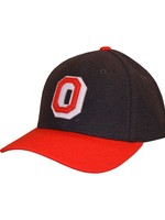 Top of the World Ohio State Buckeyes Block O Wool Adjustable Hat