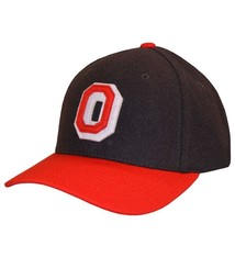 Top of the World Ohio State Buckeyes Block O Wool Adjustable Hat