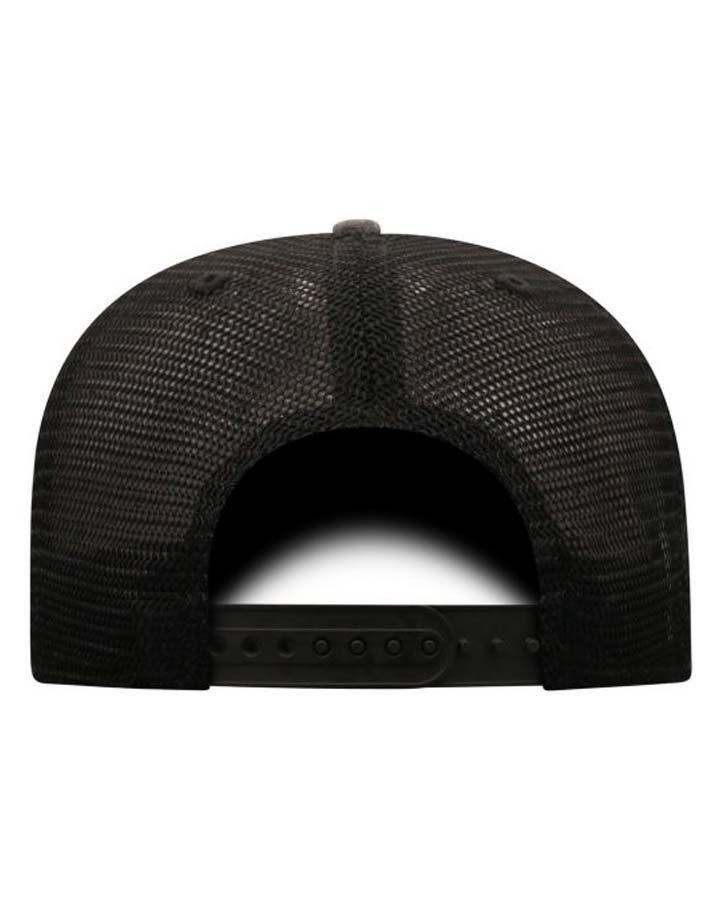 Top of the World Ohio State Buckeyes Blackline Adjustable Mesh Back Hat