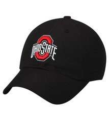 Top of the World Ohio State Buckeyes Primary Logo Staple Adjustable Hat