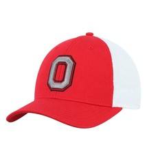 Top of the World Ohio State Buckeyes Two Tone Trucker Adjustable Hat