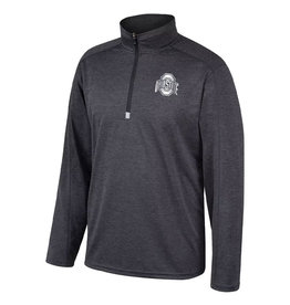 Ohio State Buckeyes Luminate Long Sleeve 1/4 Zip Pullover