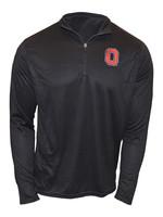 Ohio State Buckeyes Block O Long Sleeve 1/4 Pullover