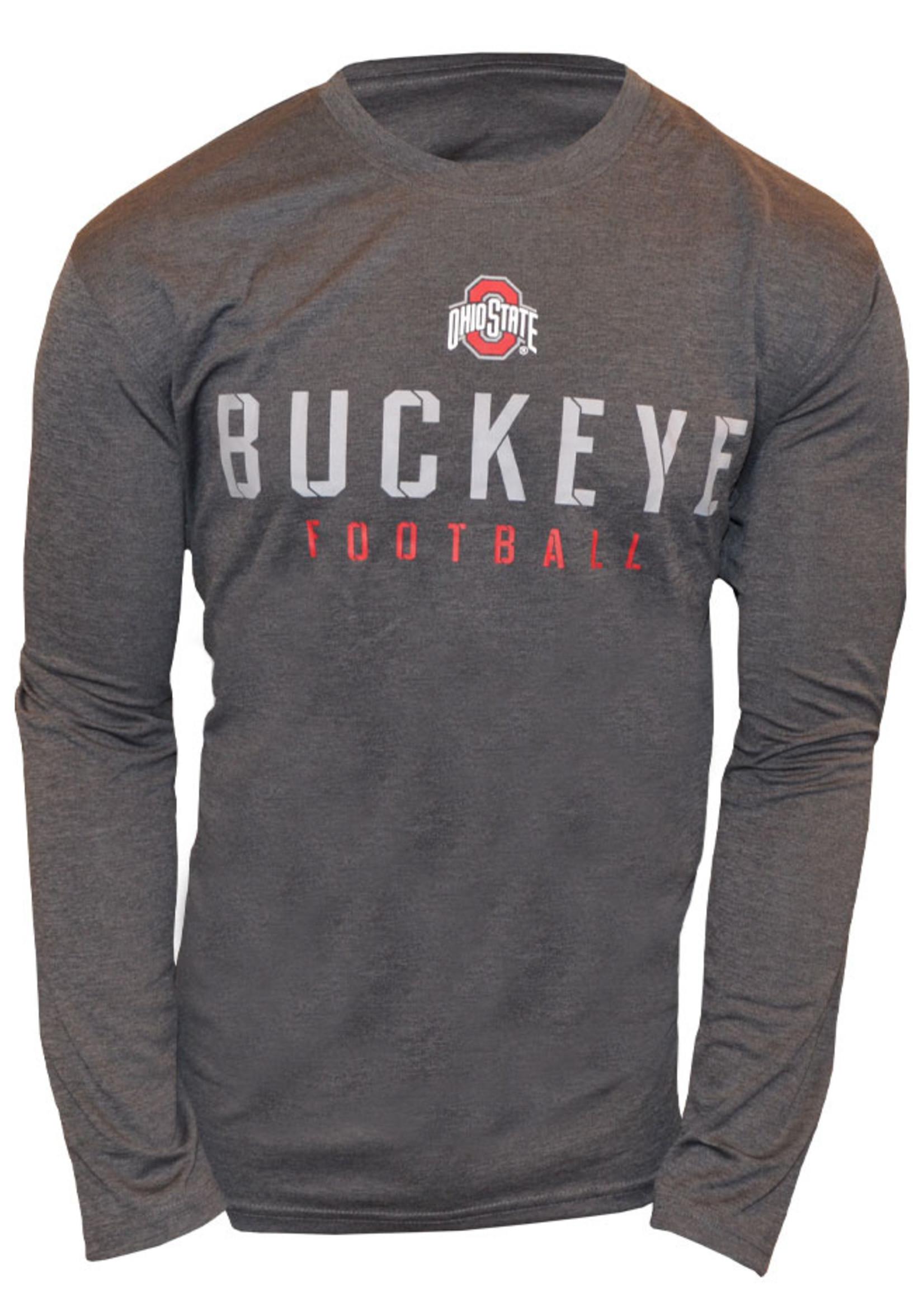 Ohio State Buckeyes Football Long Sleeve Tee
