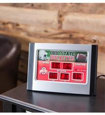 Ohio State University Scoreboard Alarm Clock