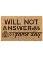 """Ohio State Buckeyes """"Game Day"""" Door Mat"""