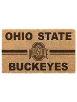 Ohio State Buckeyes Door Mat