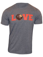 Ohio State Buckeyes Love T-Shirt