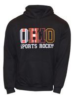 Ohio Sports Rock Hoodie