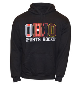Ohio Sports Rock Hoodie
