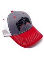 Ohio State Buckeyes Eliminator Mesh Trucker Snapback