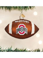 Old World Christmas Ohio State Football Ornament