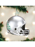 Old World Christmas Ohio State Helmet Ornament