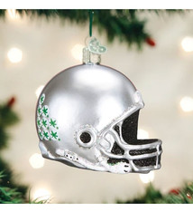 Old World Christmas Ohio State Helmet Ornament