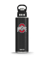 Tervis Ohio State Buckeyes Carbon Fiber 40oz Water Bottle