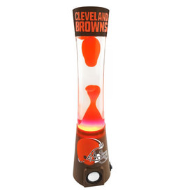 Cleveland Browns Magma Lava Lamp Bluetooth Speaker