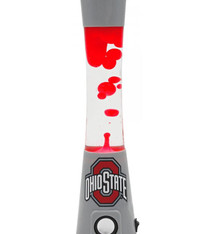 Ohio State Buckeyes Magma Lava Lamp Bluetooth Speaker