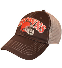 Cleveland Browns Arch Trucker Snapback
