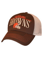 Cleveland Browns Straightaway Trucker Snapback