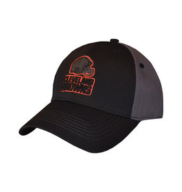 Cleveland Browns Black Adjustable Hat
