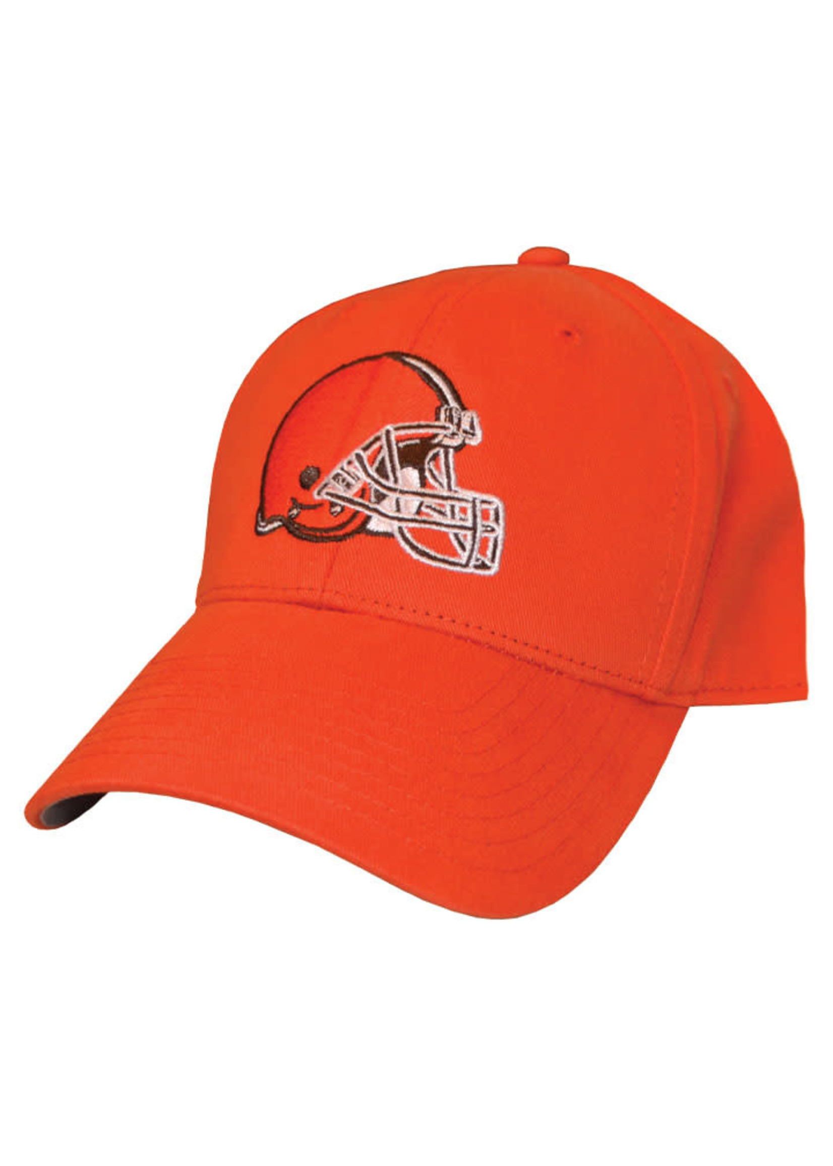 Cleveland Browns Orange Adjustable Hat