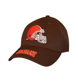 Cleveland Browns Rendition Adjustable Hat