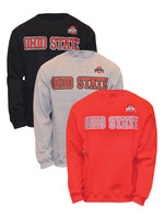 Ohio State Buckeyes Mens Crew Neck Sweatshirt