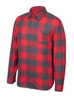 Ohio State Buckeyes Men's Flannel Shirt