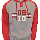 Ohio State OH-IO Hoodie with Cell Phone Pocket