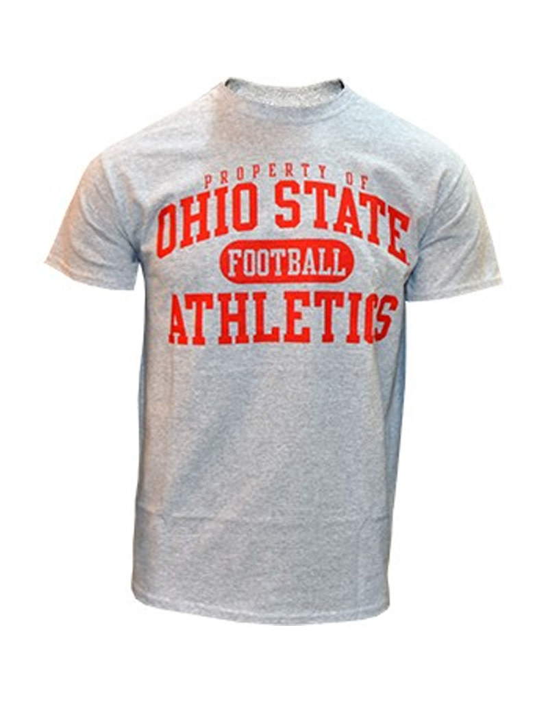 Top of the World Ohio State University Property Of Football Tee