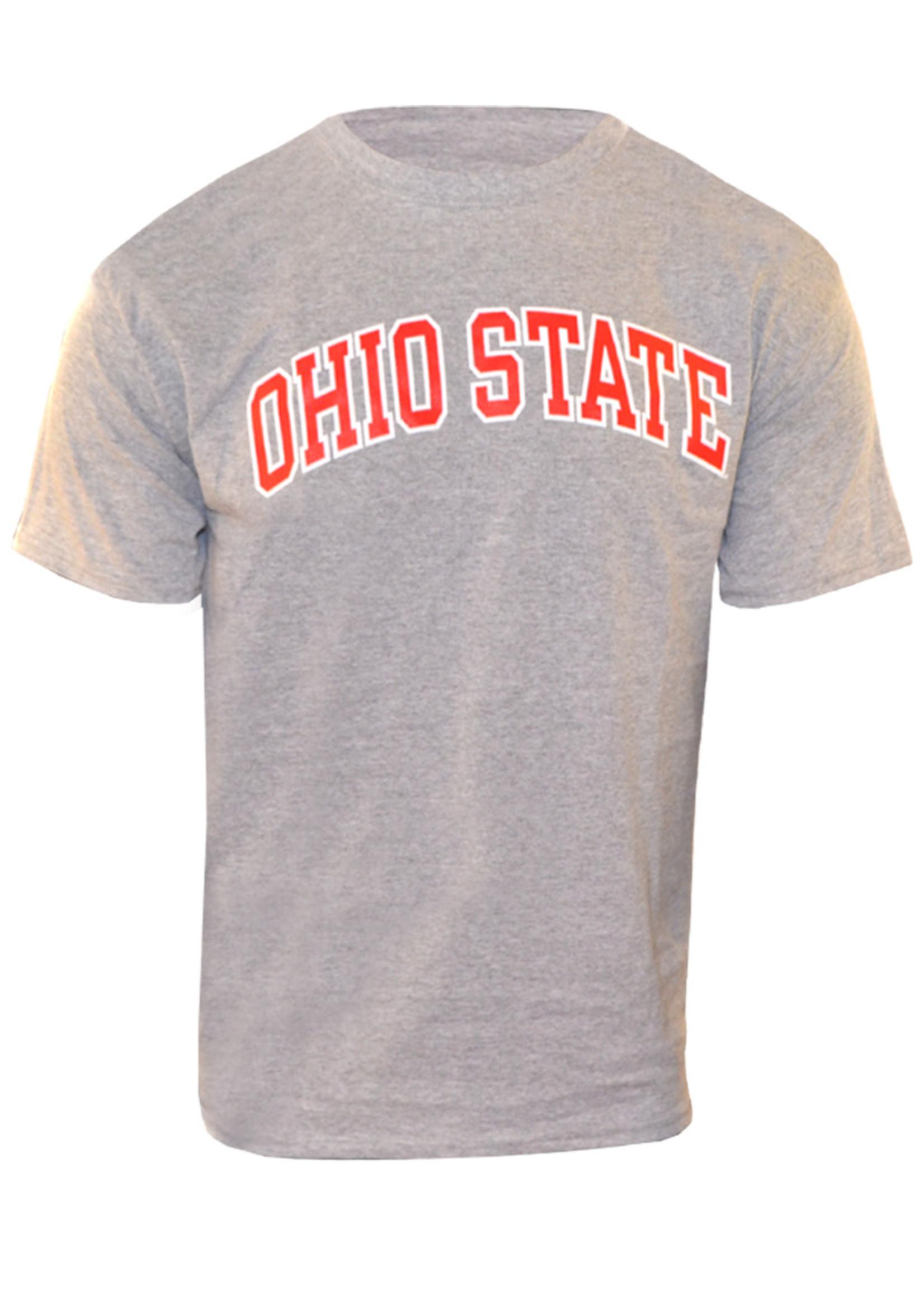 Champion Ohio State Buckeyes Wordmark Arch Tee