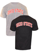 Champion Ohio State Buckeyes Wordmark Arch Tee
