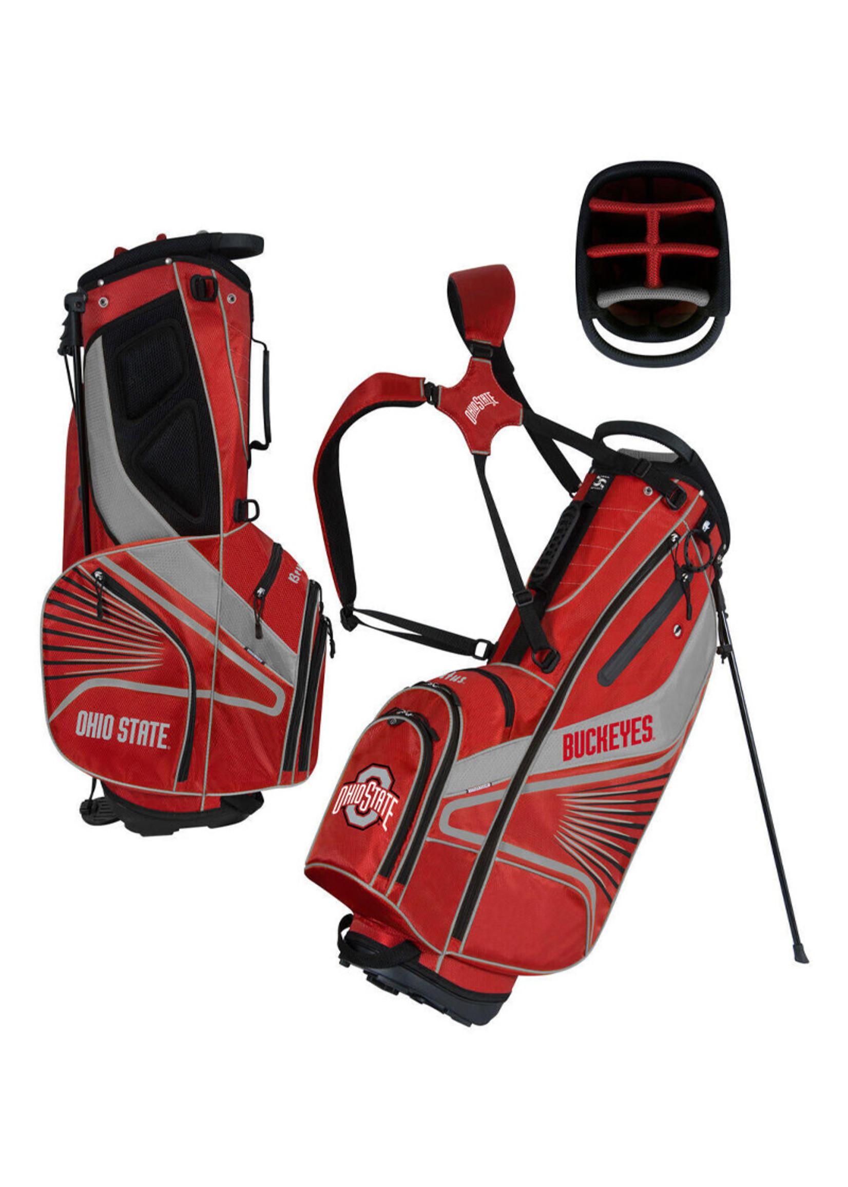 Ohio State GridIron III Stand Golf Bag