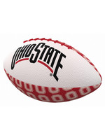 Ohio State Repeating Mini-Size Rubber Football