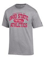 Champion Ohio State University Property of Football Tee
