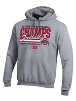 Champion Ohio State Buckeyes 2020 BIG 10 Champs Hoodie