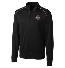 Cutter & Buck Ohio State University Ridge 1/2 Zip