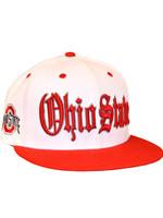 Ohio State Buckeyes Old English Snapback