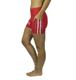 """Bend The Ohio State University """"Victory"""" Cell Phone Pocket Shorts"""