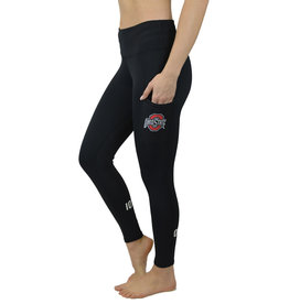 """Bend The Ohio State University """"Victory"""" Cell Phone Pocket Legging"""
