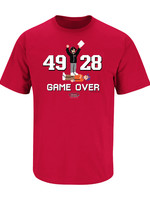 Ohio State vs Clemson Game Over Tee