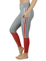 "Bend Ohio State University ""Touchdown"" Legging"
