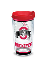 Tervis Ohio State Buckeyes Helemt / Athletic O Tumbler - 16oz