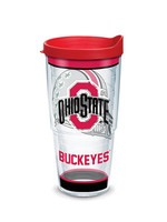 Tervis Ohio State Buckeyes Helemt / Athletic O Tumbler - 24oz
