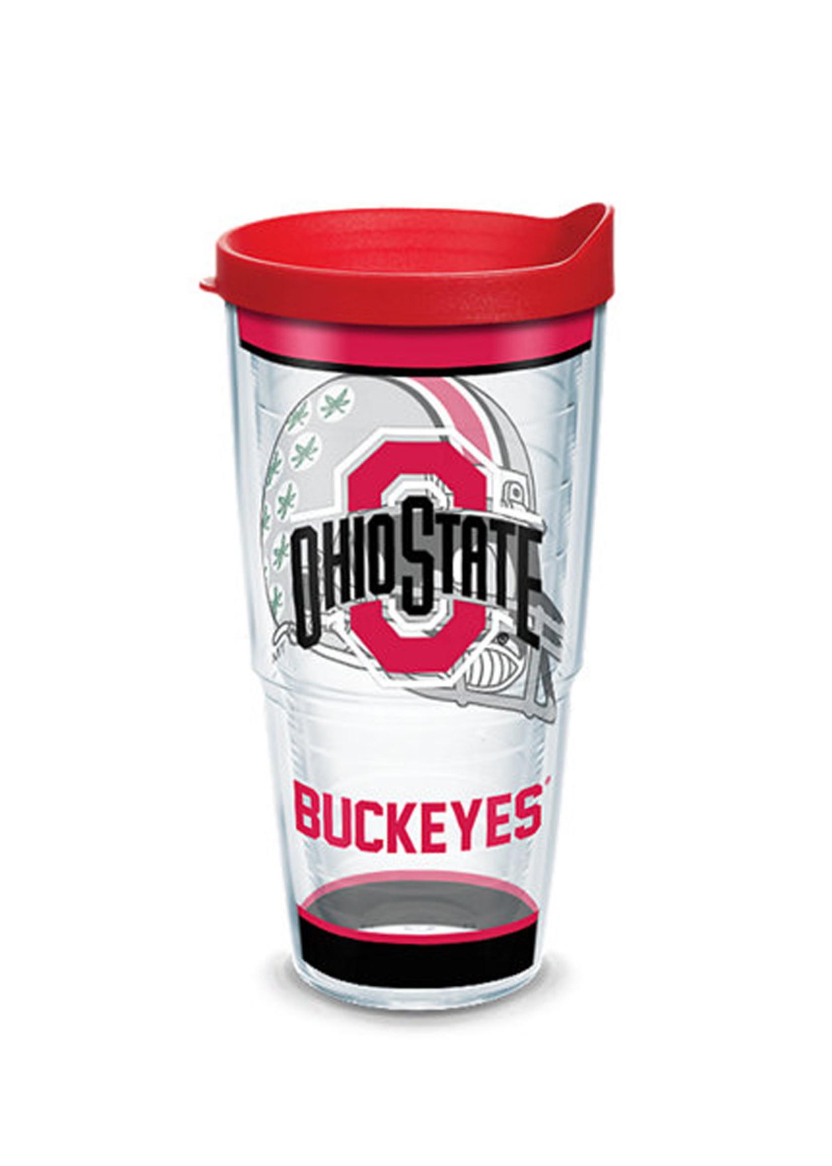 Tervis Ohio State Buckeyes Helemt / Athletic O Tumbler - 24oz