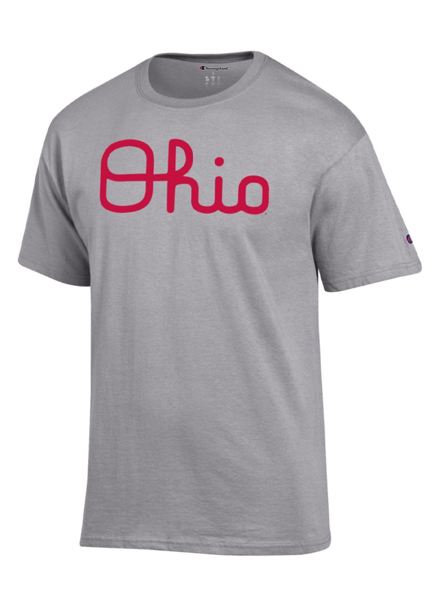 Champion Ohio State Buckeyes Script Ohio Tee